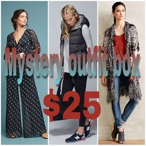 Mystery outfit curated just for you! Various sizes